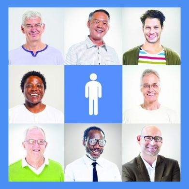 Prostate screening faces